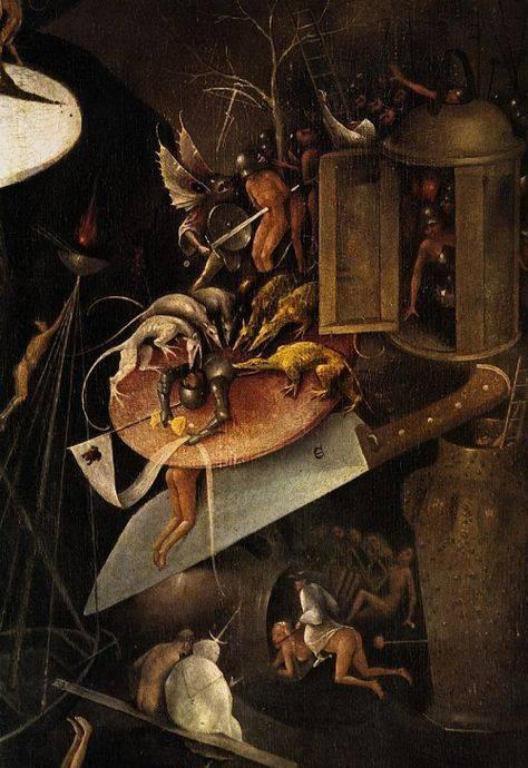Иероним босх загадки картин голландского художника - эзотерика