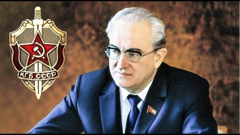 Юрий андропов - биография, информация, личная жизнь