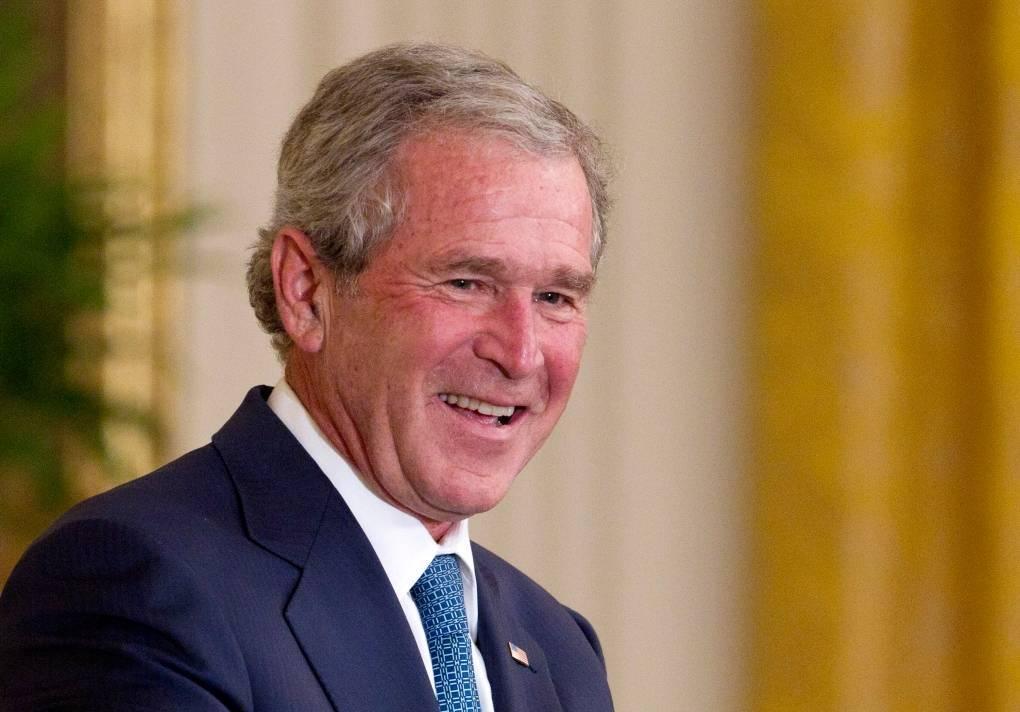 Буш, джордж уокер — википедия. что такое буш, джордж уокер