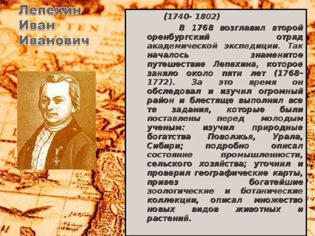 Лепёхин иван иванович