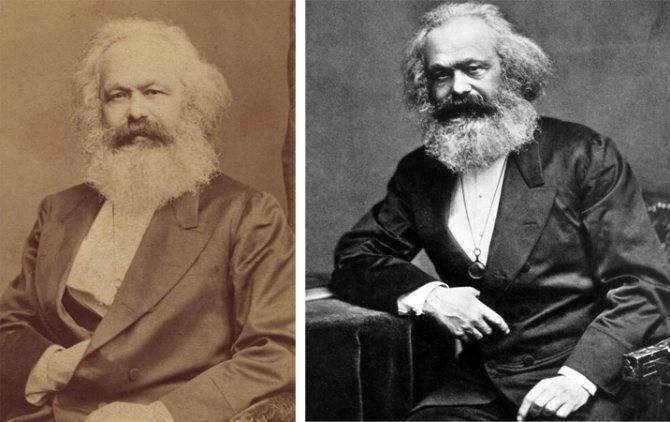 Самые известные научные труды карла маркса