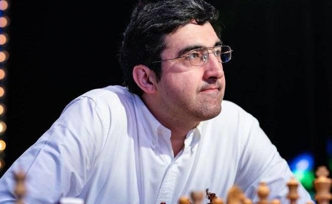 Владимир крамник — четырнадцатый чемпион мира по шахматам