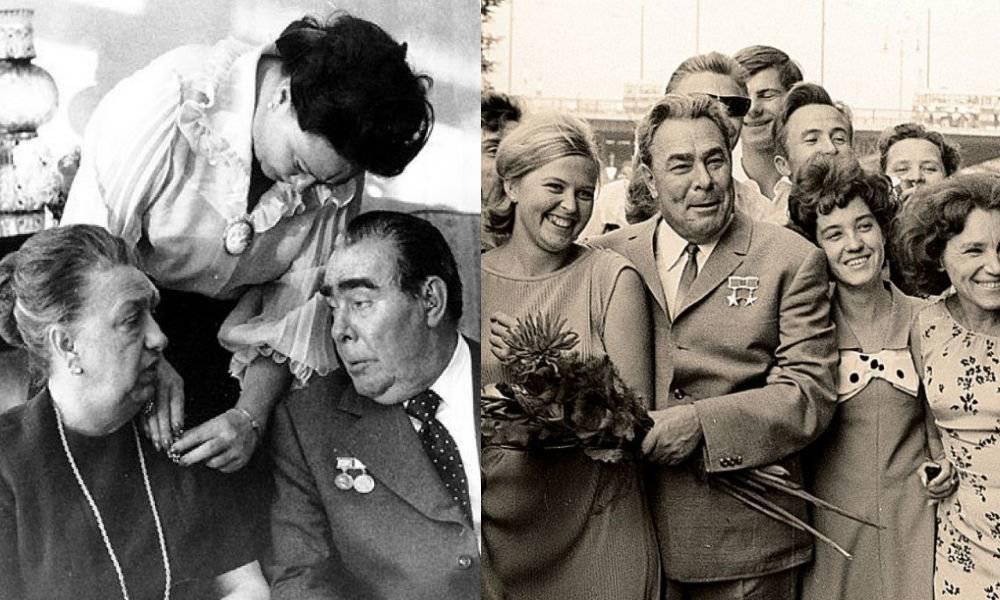 Леонид ильич брежнев - период правления, личная жизнь
