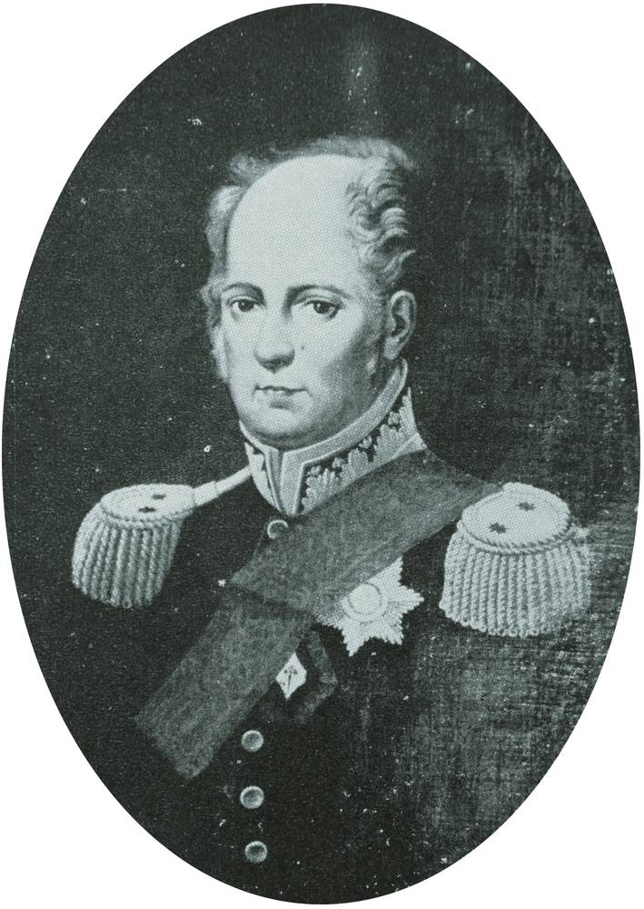 Бетанкур, августин августинович