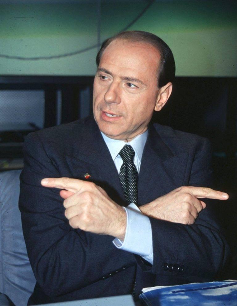 Краткая биография сильвио берлускони
