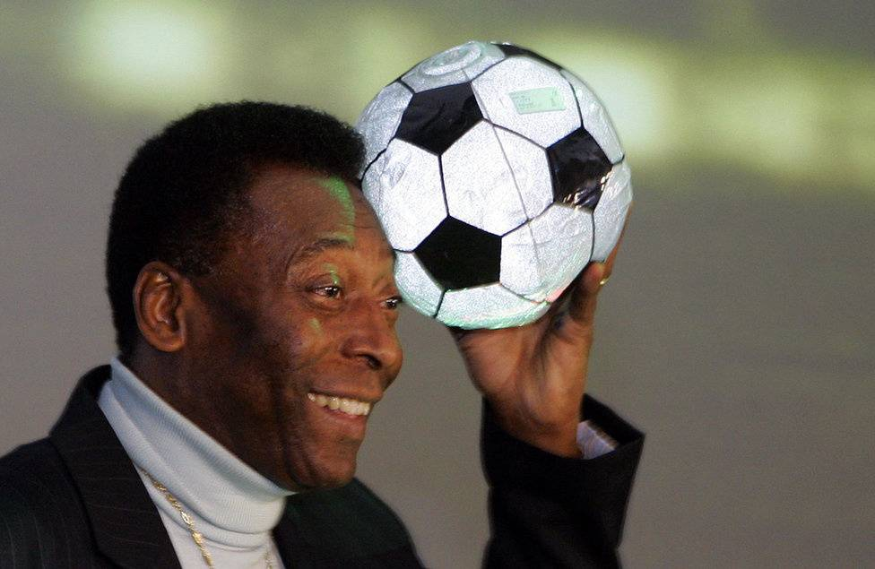 Эдсон арантис ду насименту пеле - биография - football classic
