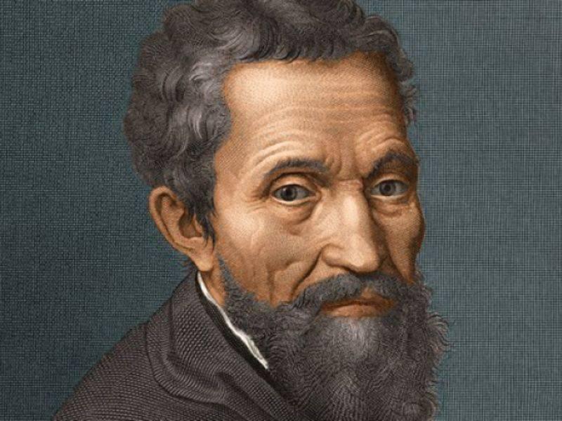 Краткая биография микеланджело буонарроти