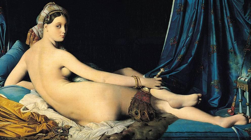 Жан огюст доминик энгр (1780–1867)