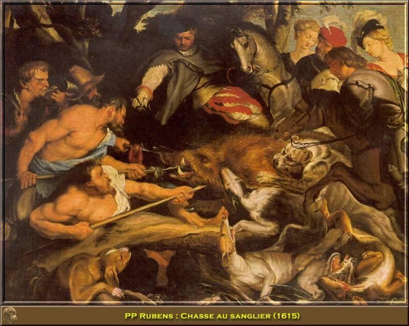 Самые известные картины рубенса