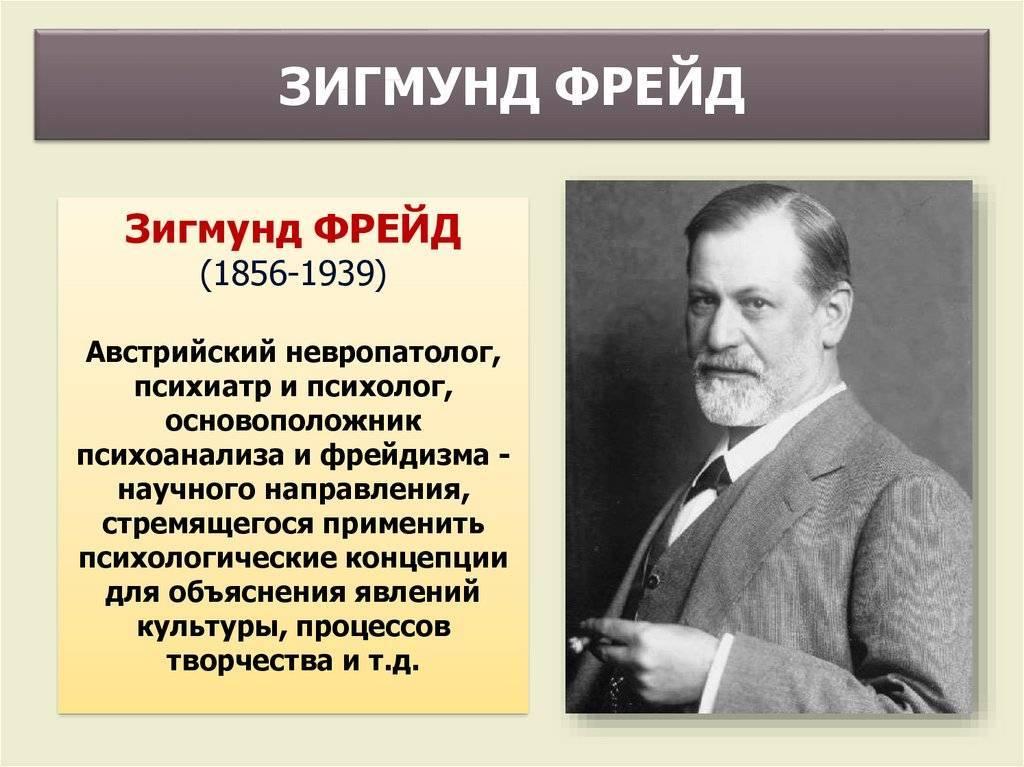 Зигмунд фрейд: биография, интересные факты, видео