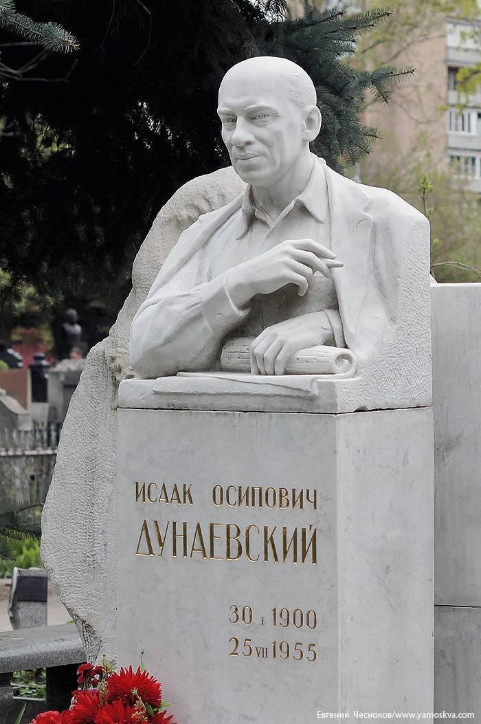 Дунаевский, исаак иосифович