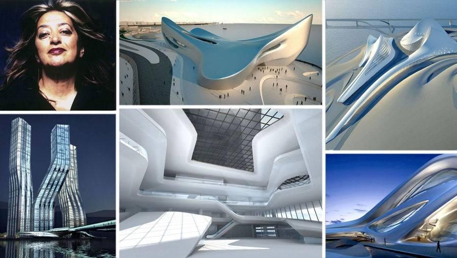 Торжество кривых линий: 15 впечатляющих проектов захи хадид