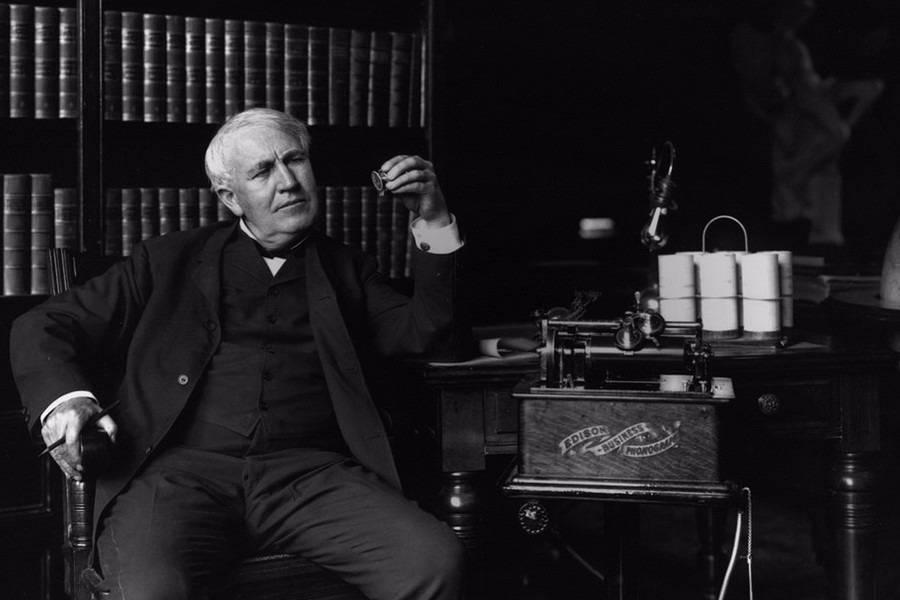 Томас эдисон - биография томаса эдисона: жизнь, изобретения, дети