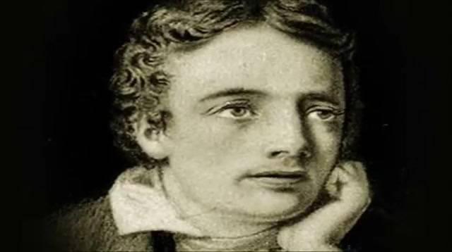 Джон китс (1795-1821)