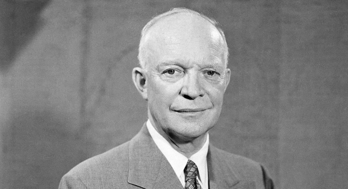 Дуайт дэвид эйзенхауэр — биография политика