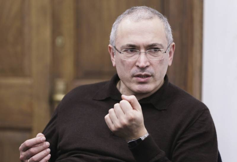Михаил ходорковский - биография, факты, фото