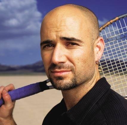 Андре агасси - теннисист - биография