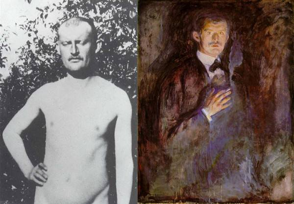 Самые знаменитые картины эдварда мунка