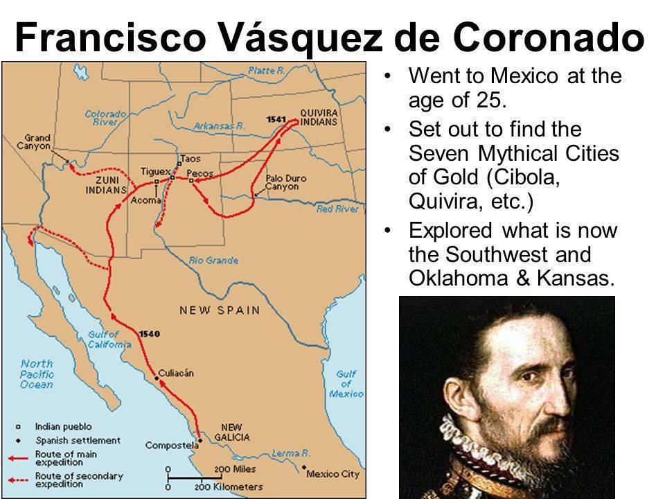 Васкес де коронадо, франсиско — википедия. что такое васкес де коронадо, франсиско
