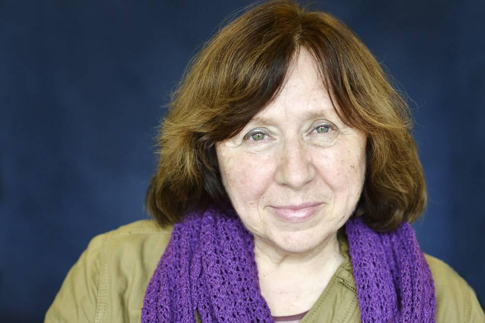 Светлана алексиевич: о чем она пишет и что говорит