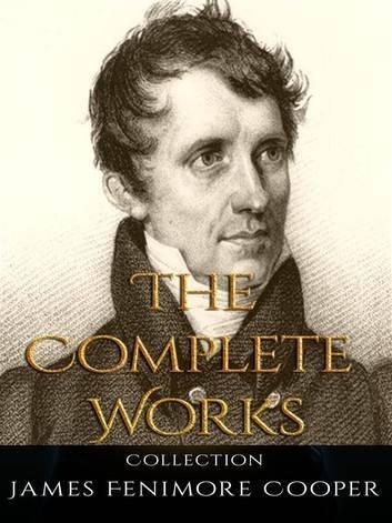 Купер, джеймс фенимор: краткая биография, книги