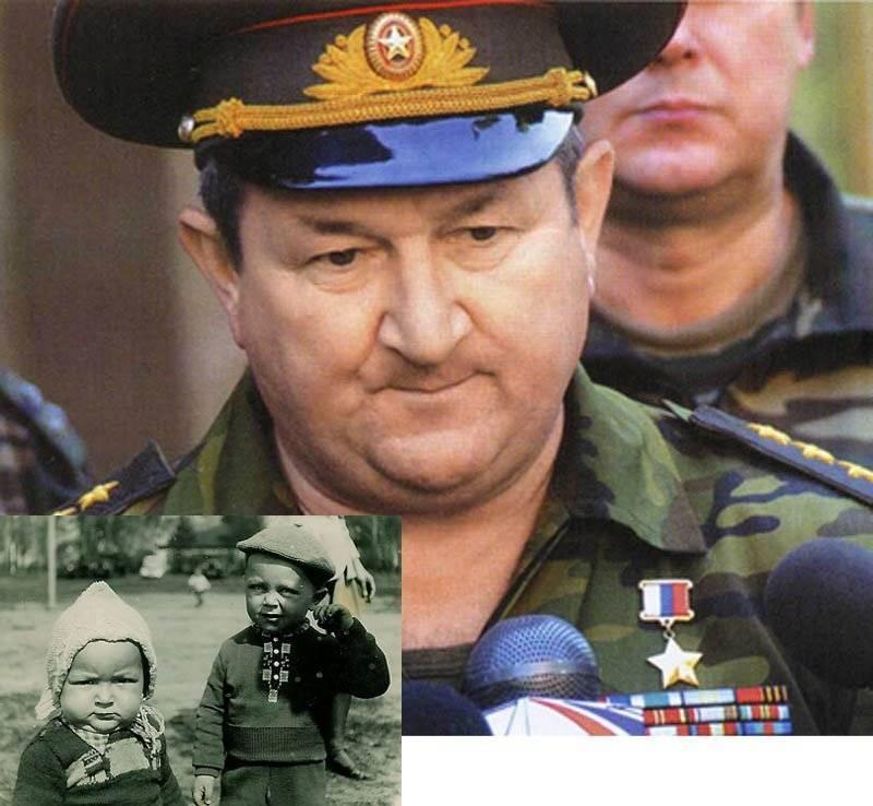 Геннадий николаевич трошев — циклопедия