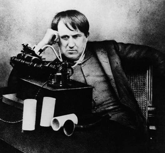 Томас эдисон – самый плодовитый изобретатель всех времен | genvive