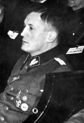 Генрих мюллер — биография шефа гестапо   исторический документ