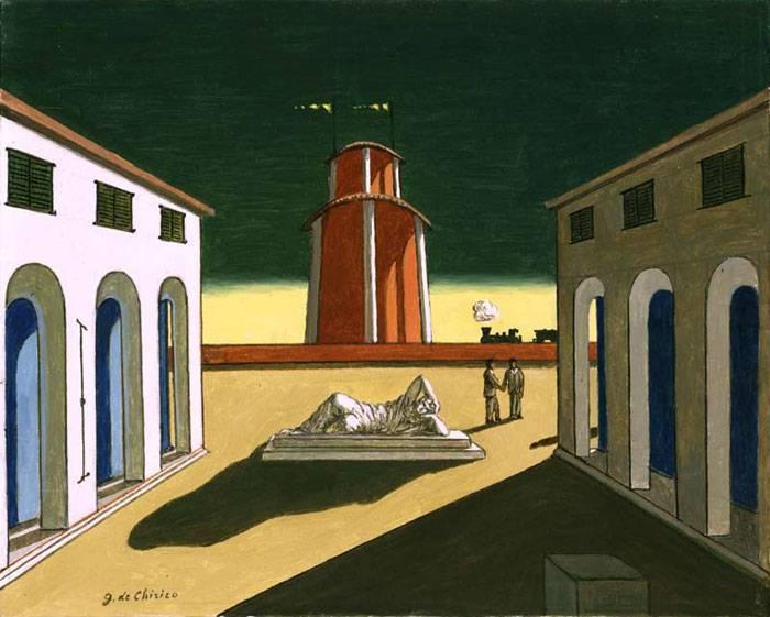 Джорджо де кирико: жизнь и творчество художника