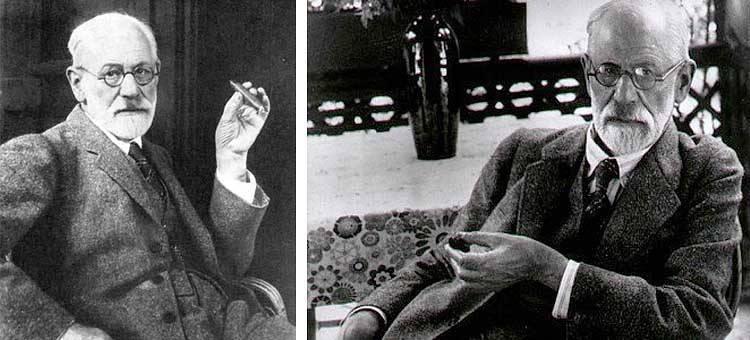 Отец психоанализа – зигмунд фрейд