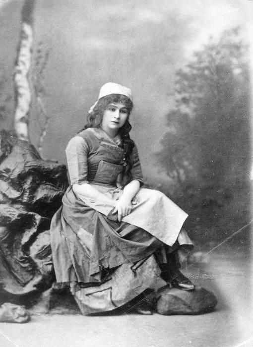 Ермолова, мария николаевна биография