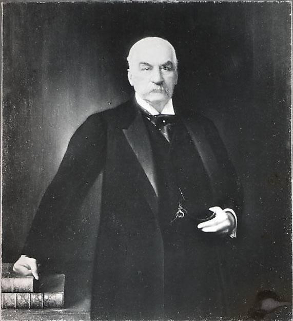 Джозеф морган