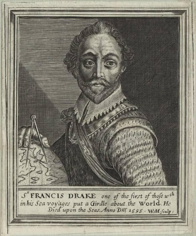 Фрэнсис дрейк — легендарный английский пират, совершивший «кругосветку» и ставший адмиралом