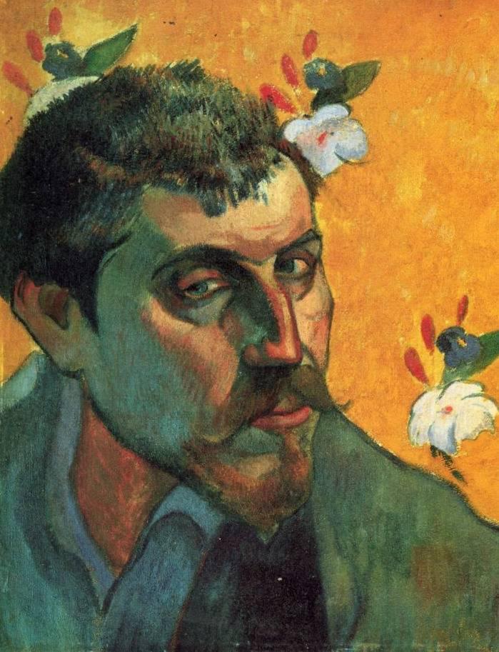Поль гоген — краткая биография художника | краткие биографии