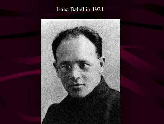 Биография исаака бабеля краткая