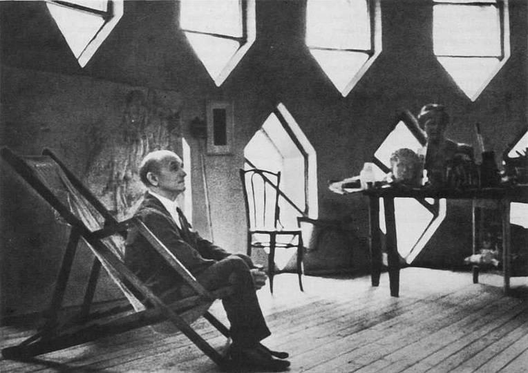 Архитектор константин мельников: биография, реализованные архитектурные работы