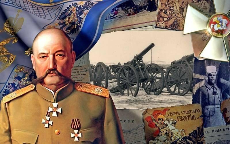 Николай николаевич юденич — краткая биография