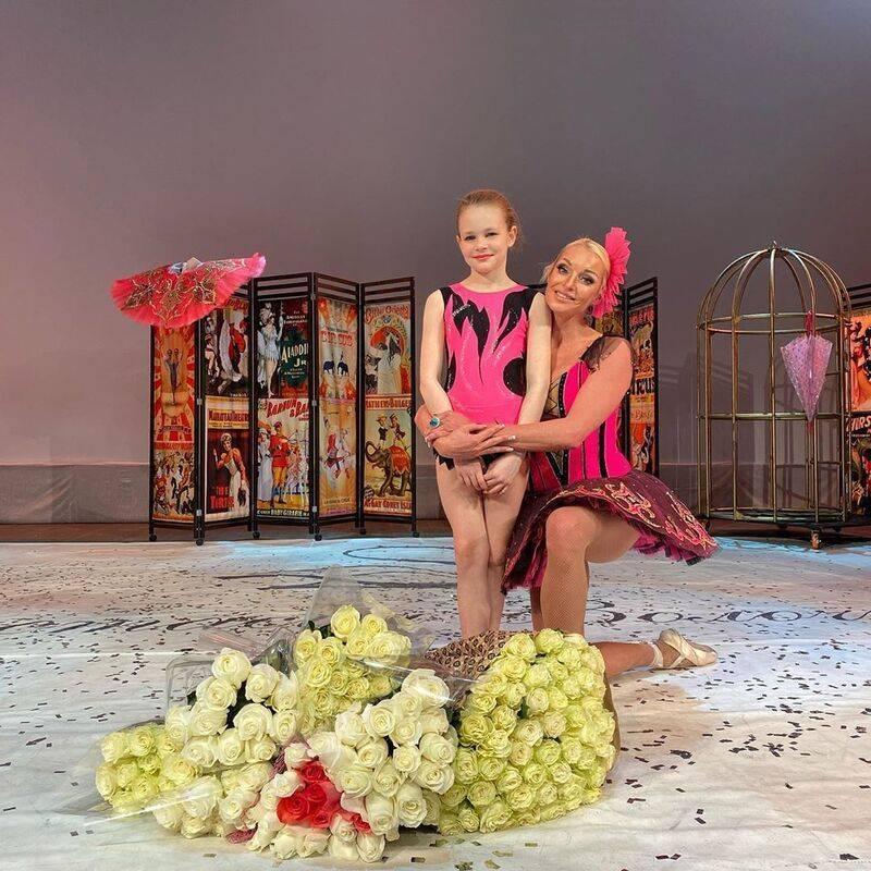 Анастасия волочкова – биография балерины и личная жизнь