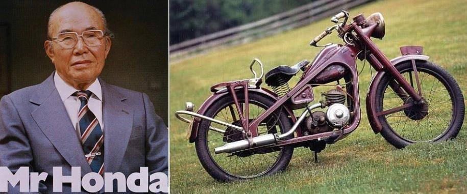 Хонда соитиро – создатель глобальной империи honda