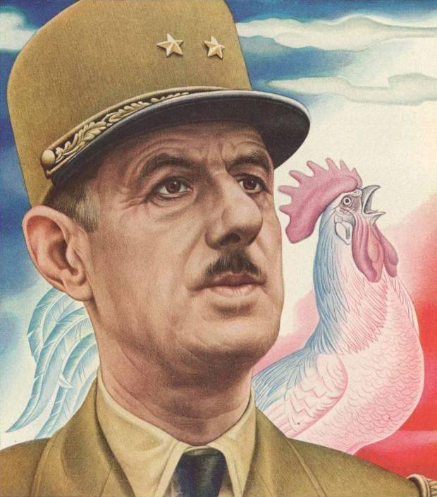 Шарль де голль - французский генерал, президент - биография, фото, видео