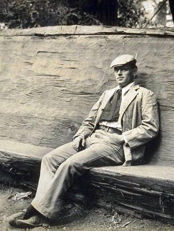 Джек лондон — писатель, проживший жизнь как метеор