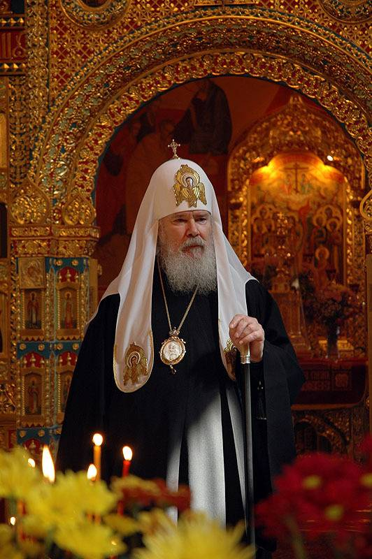Патриарх алексий ii — краткая биография | краткие биографии
