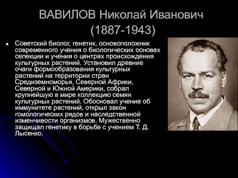 Сергей вавилов: «в самые трудные минуты жизни − спасение в науке»