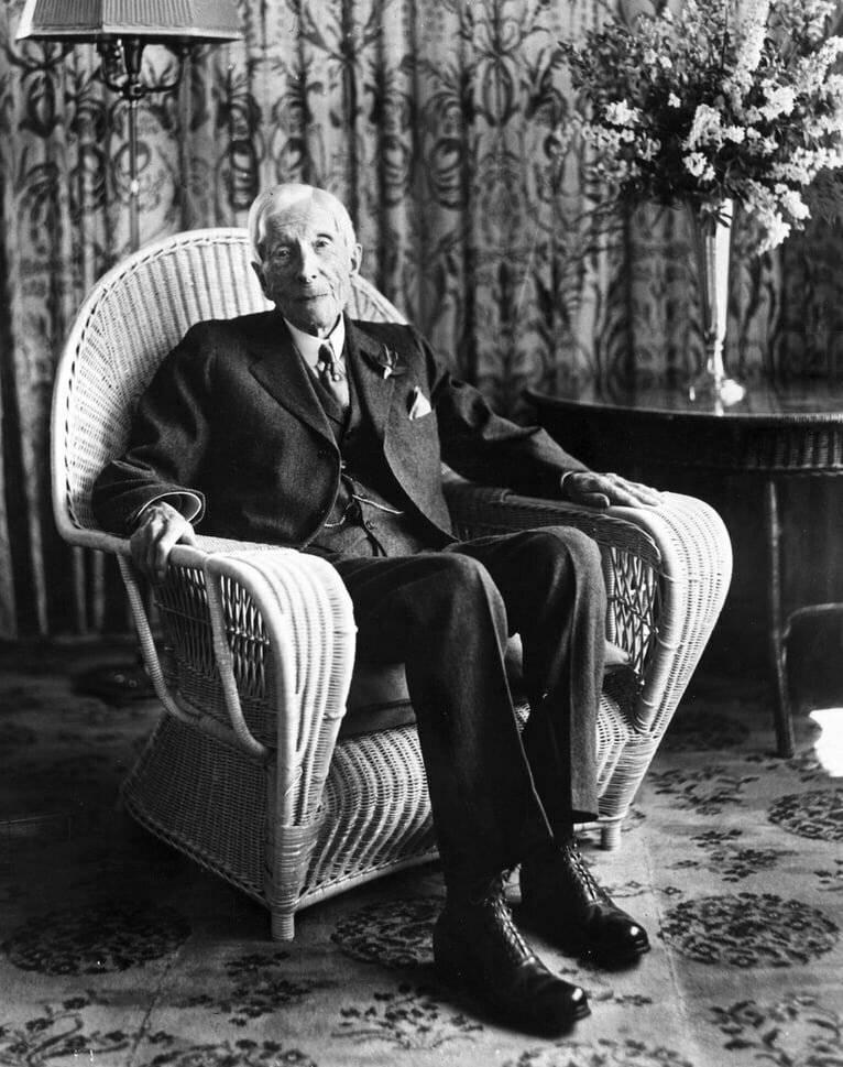 Биография миллиардера джона дэвисона рокфеллера, история успеха, правила и цитаты