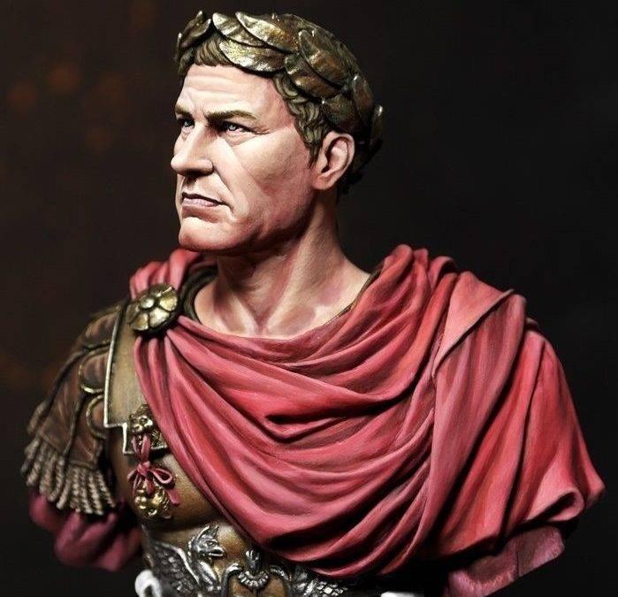 Гай юлий цезарь - биография, факты, фото