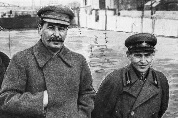 Ежов николай иванович: биография наркома нквд