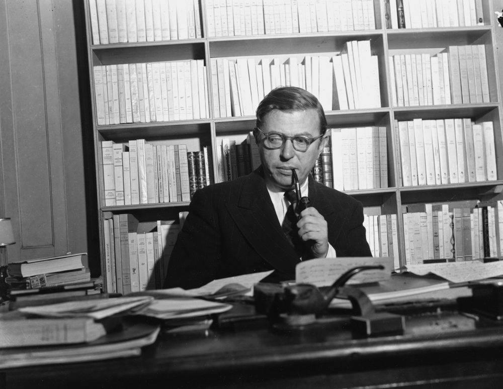 Ж. п. сартр википедия