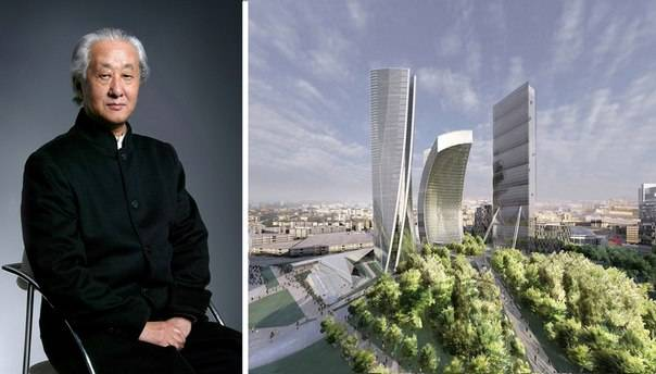 Архитектура: арата исодзаки — лауреат притцкеровской премии 2019