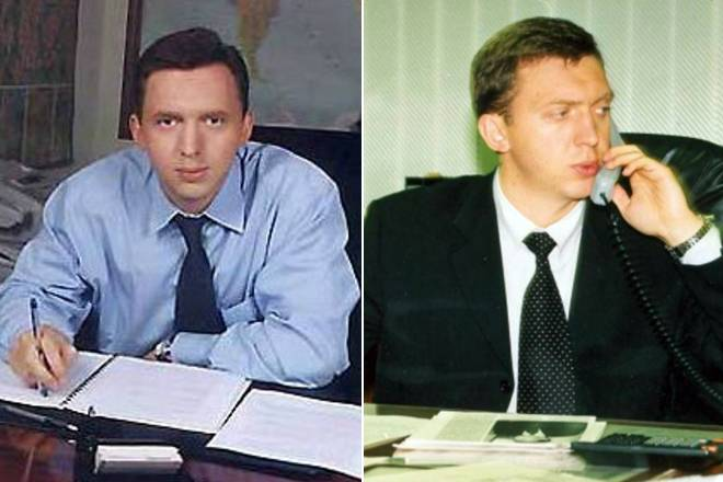 Олег дерипаска – биография
