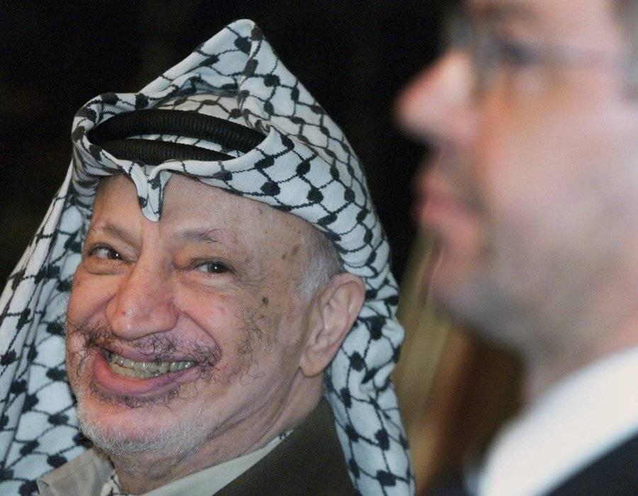 Arafat. ближний восток. ясир арафат. биография, политический портрет